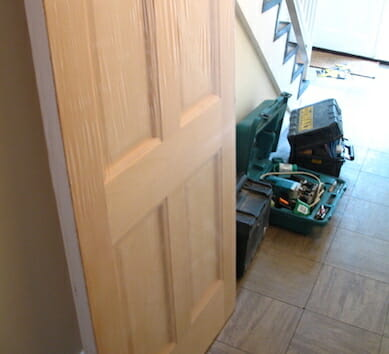 A Quick 12 Step DIY Door Fitting Method