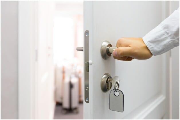 7 tips to increase security for your front door
